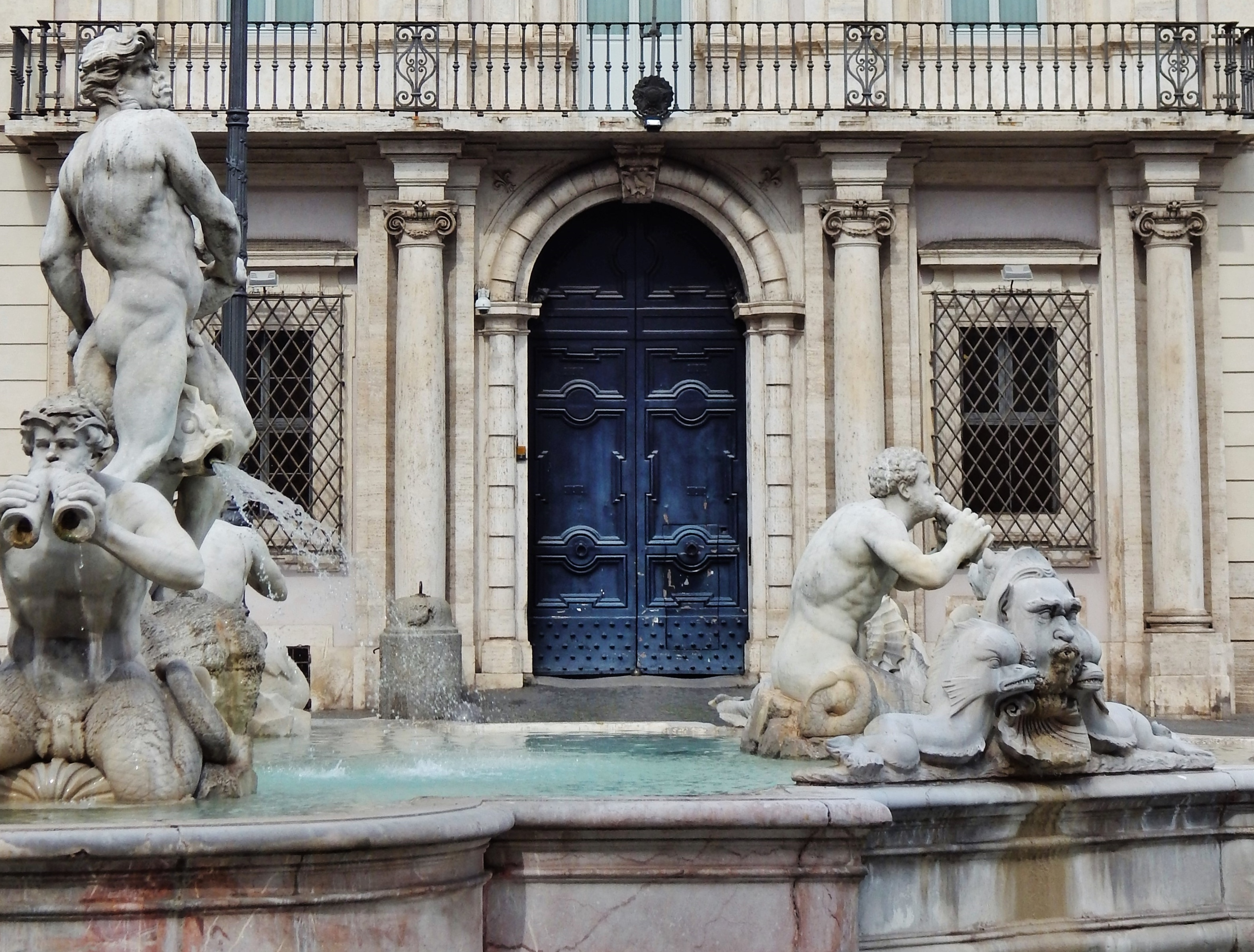 Thursday Doors, 17/10/19: Rome